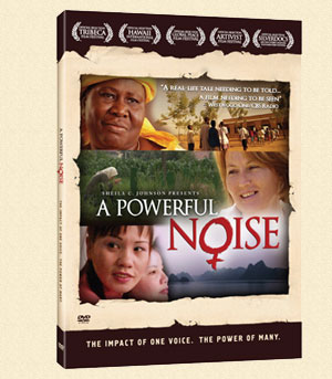 A Powerful Noise DVD